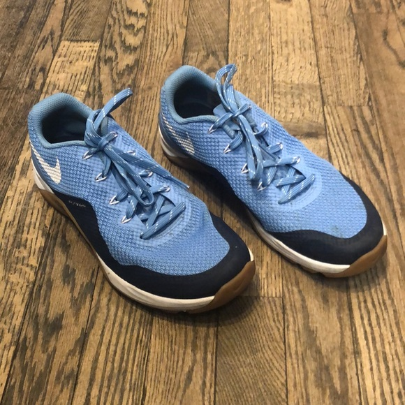 Diversidad negar germen  Nike Shoes | Metcon Repper Dsx Unc Carolina Blue Size 85 | Poshmark
